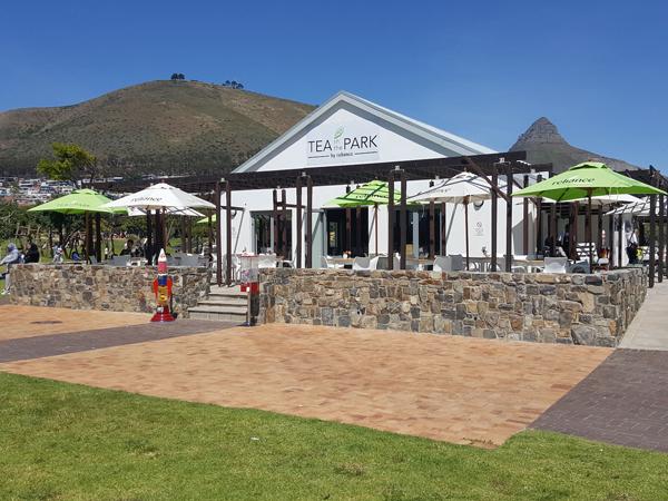 Environmentally friendly tea café opens at Green Point Urban Park