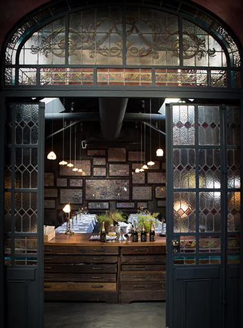 The Shortmarket Club_Boschendal Style Awards finalist