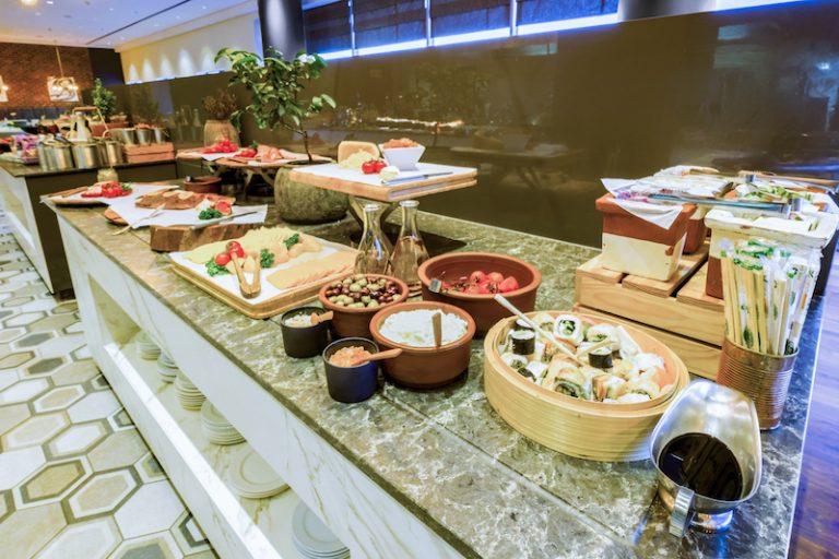 Image result for Vivace Restaurant sushi