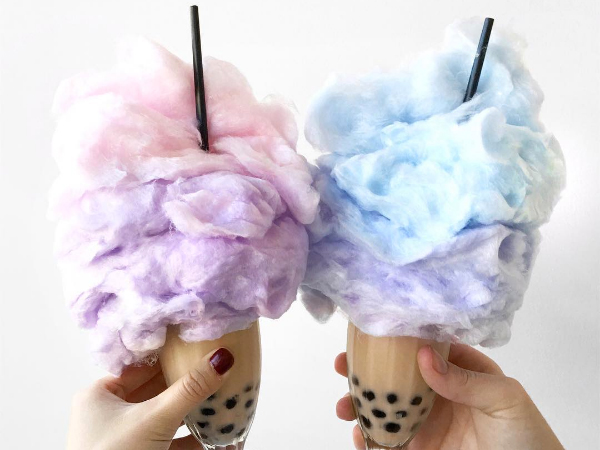 Fairy tacos to unicorn cones: you've never seen candy-floss like this before