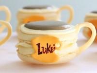 Meghan Rosko's Luke's Diner macaron. Photo supplied.