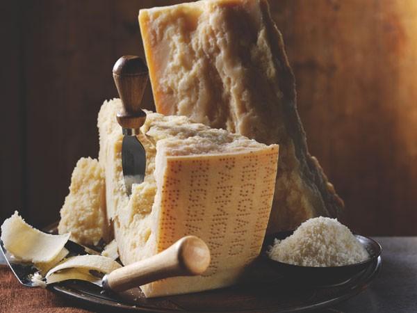 Parmigiano Reggiano. Photo supplied.