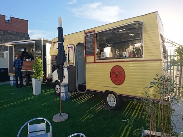 Boulevard 82 Food Truck