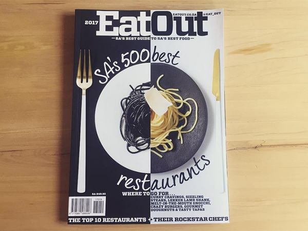 5 reasons to buy Eat Out magazine 2017
