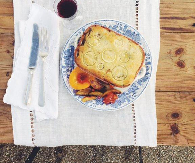 The Karoo-inspired menu features several lamb dishes, including a lamb pie. Photo supplied.