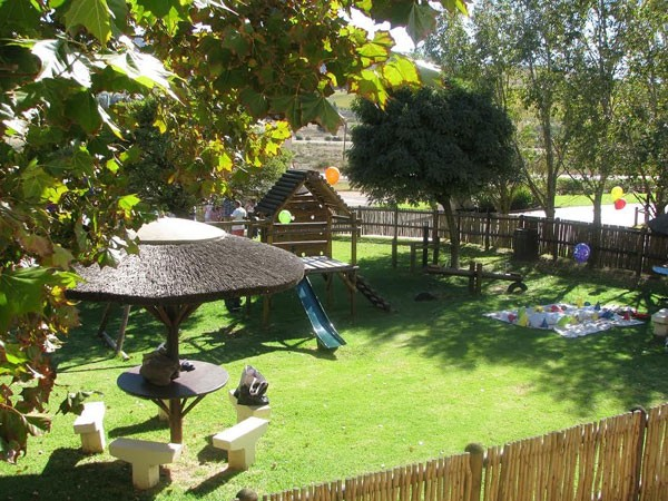 The playground at Eat@Simonsvlei. Photo supplied.