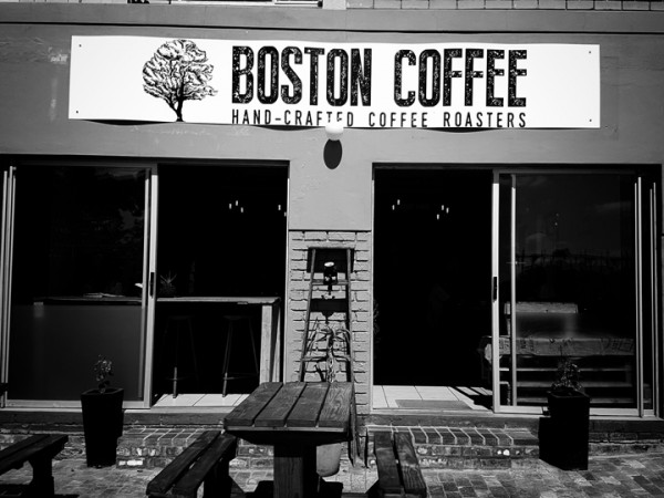 Boston Coffee