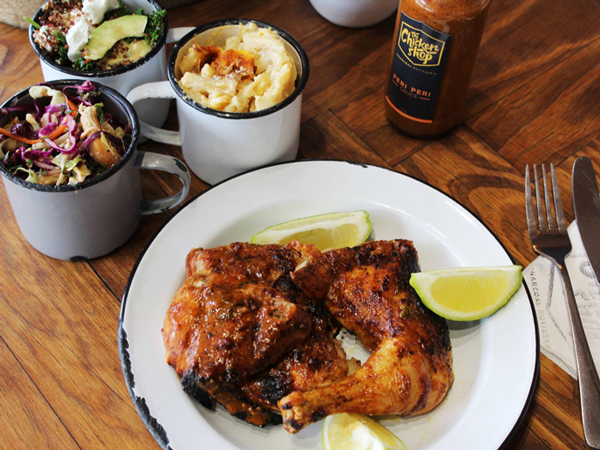 5 great rotisserie chicken spots in the Cape