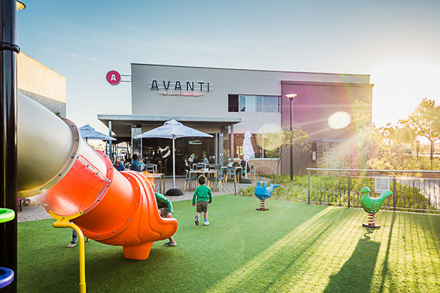 Avanti is a great child-friendly dining option in Bloem. Photo supplied.