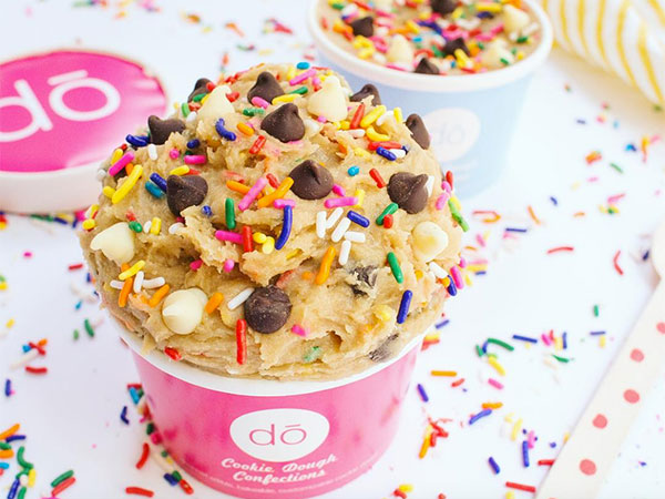 Rejoice! The world will soon have a dedicated cookie-dough restaurant