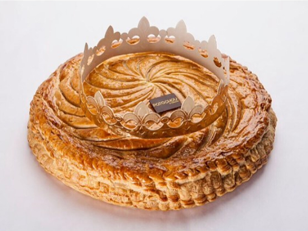 The French cake served in January that you've been missing all your life