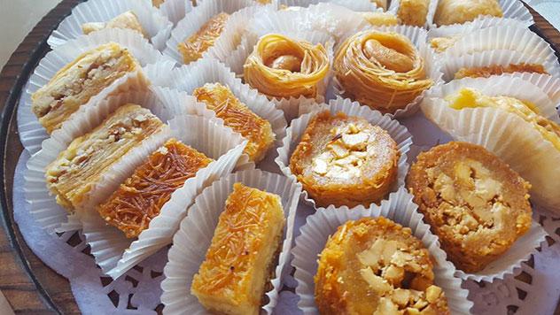 Jasmine-desserts