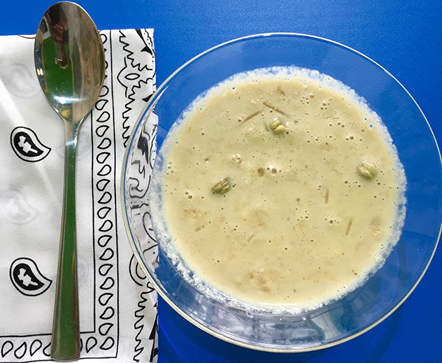 A pudding at Mamasan. Photo supplied.