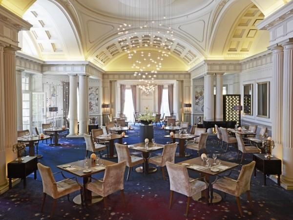 Planet Restaurant at the Belmond Mount Nelson Hotel