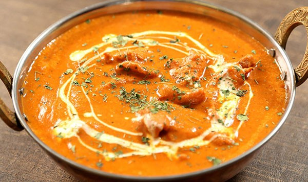 Spice's butter chicken. Photo supplied.