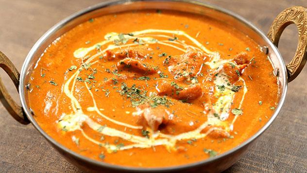 Spice's butter chicken. Photo supplied.
