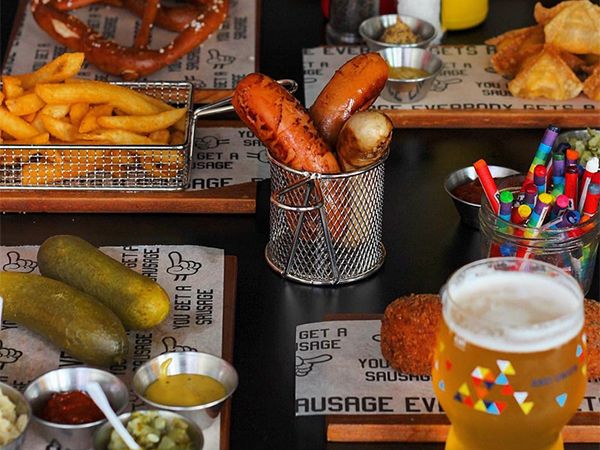 Review: The Sneaky Sausage on Shortmarket Street, Cape Town