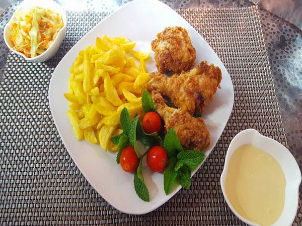 Jasmine syrian cuisine restaurant in benoni eatout for Jasmine cuisine