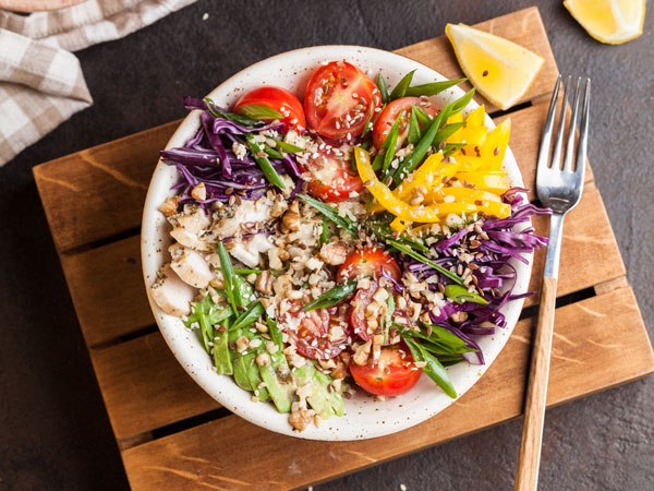 The best healthy restaurants in SA
