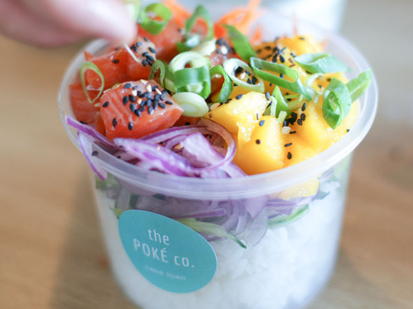 Another dedicated poké bar has opened in Cape Town