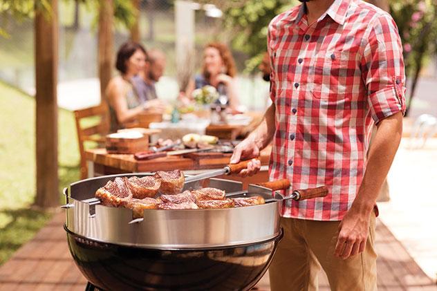 Churrasco-grill