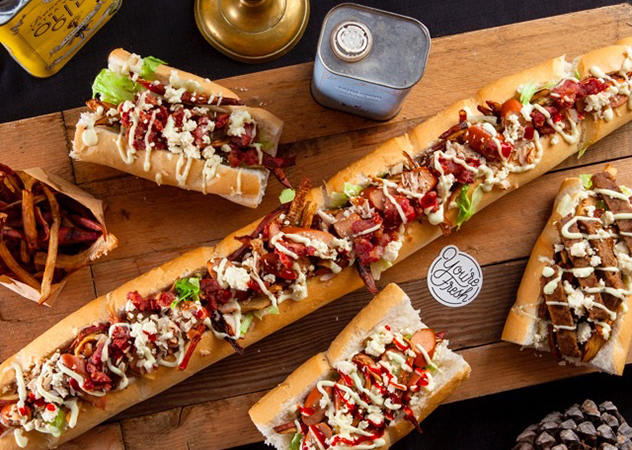 Joburg Food Truck Introduces Gourmet Gatsbys With Options For