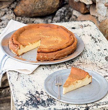 Baked Milk Tart Cheesecake Recipe Eatout