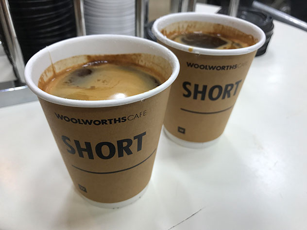 The baristas at the Adderley Street branch really know their stuff. Photo by Amy Ebedes.