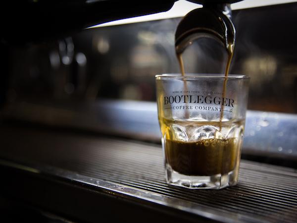Bootlegger Coffee Company (Muizenberg)