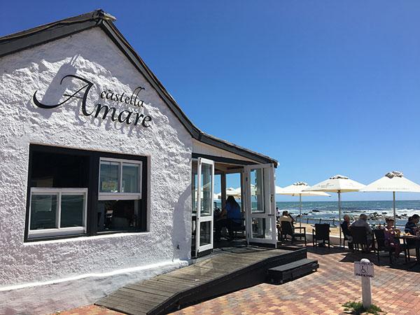 Review: Melkbos beachfront gem, Castella Amare