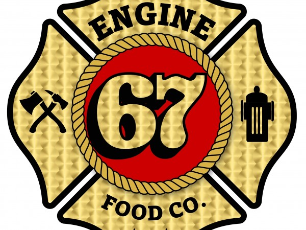 Engine 67 Fire Engine Food Truck