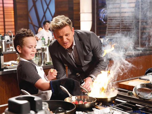 Gordan Ramsay ready meals now available in SA