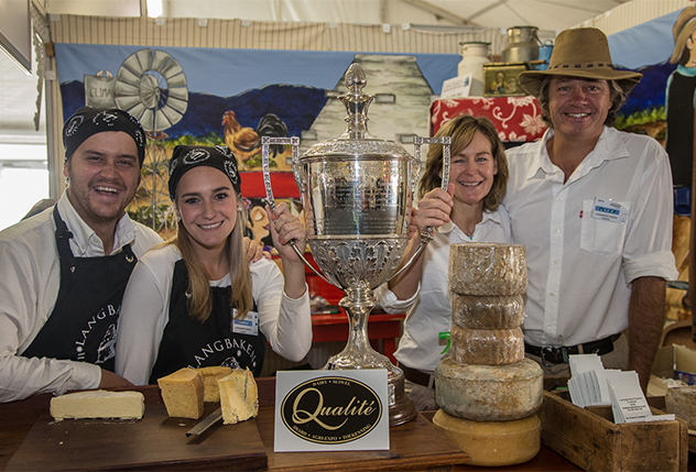 Qualite cheese makers