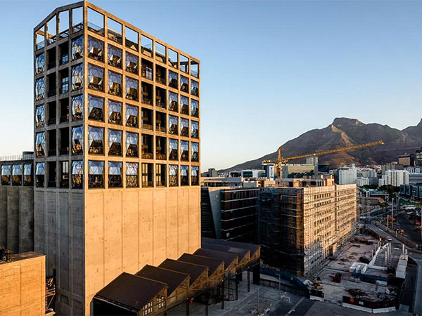 New rooftop bar and restaurant open at the V&A Waterfront's iconic silo building