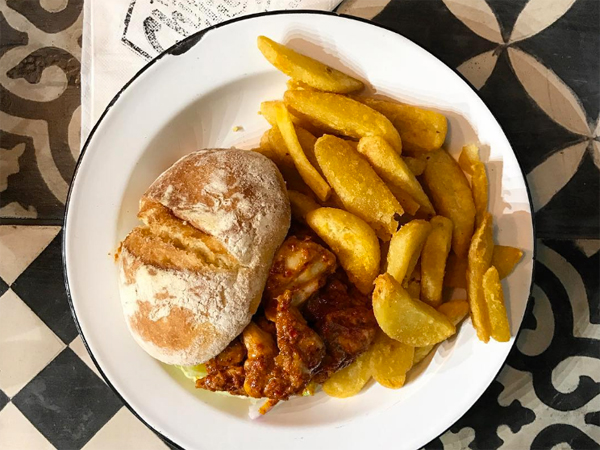 First taste: The Chicken Shop in Sea Point