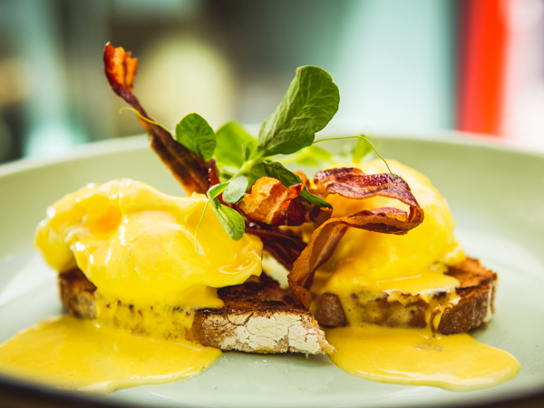 5 places for perfect eggs Benedict in Durban