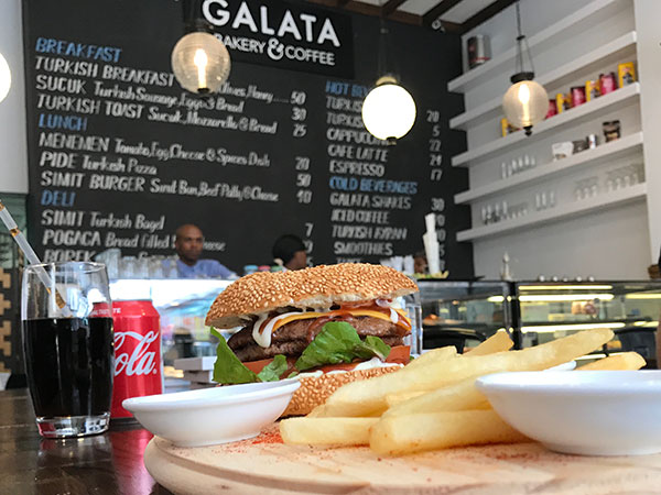 Galata: Braamfontein's crazily affordable new Turkish bakery and eatery