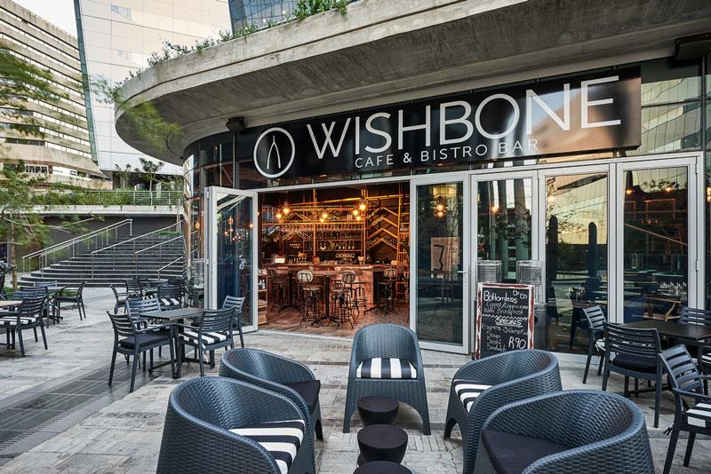 Wishbone Cafe Menu