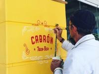 Cabron-signage
