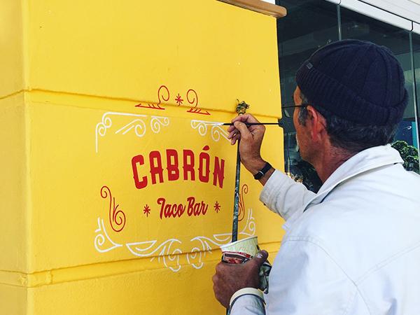 Bree Street gets a taco bar: Cabrón