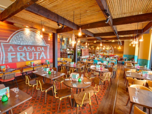 A peek into what we can expect at the upcoming Las Iguanas restaurant. Photo supplied.