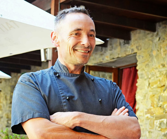 Chef Laurent Deslandes and his team have won awards here and in Australia for their food. Photo supplied.