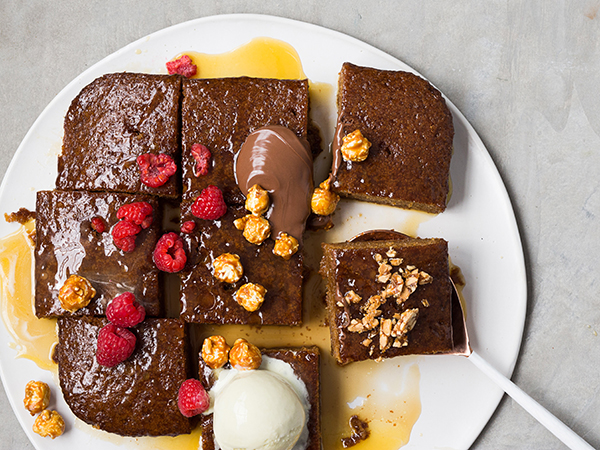 Watch: How to make supercharged malva pudding