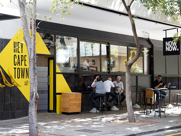 The first branch is in Cape Town, on Longmarket Street. Photo supplied.
