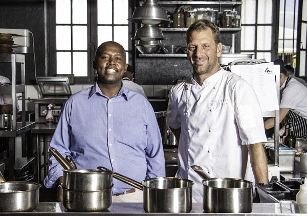 Wanda Guma and Luke Dale-Roberts to team up for pop-up charity lunches in Langa.