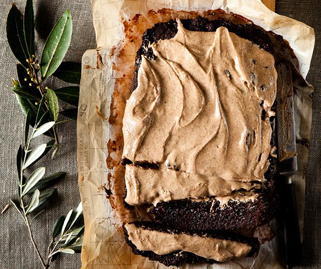 Brownies. Photo by Jan Ras.