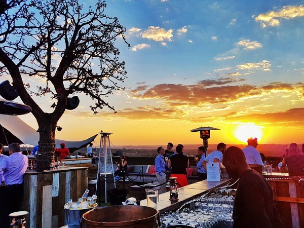 SA's hottest rooftop restaurants and bars
