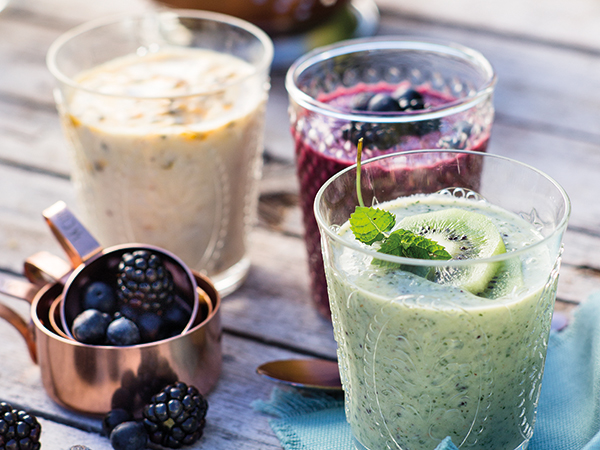 3 inspired smoothie recipes using coconut water