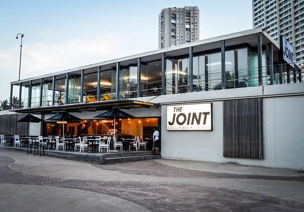 The Joint Jazz Café on Durban's OR Tambo promenade. Photo supplied.