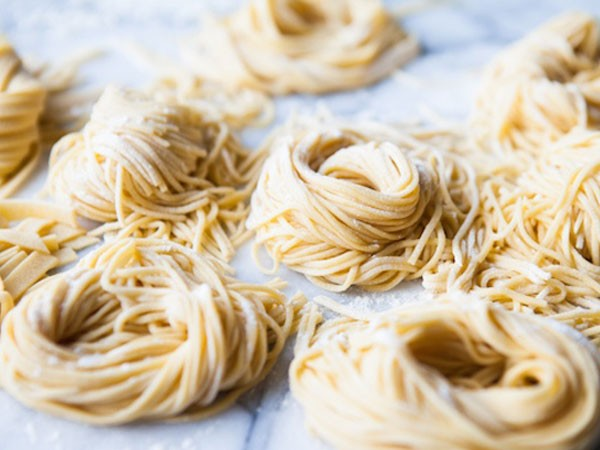 Learn how to make pasta like a true Italian at Boschendal's pasta-making workshop. Photo supplied.